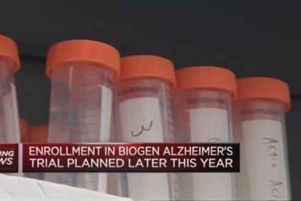 Biogen Alzheimer's drug: The results