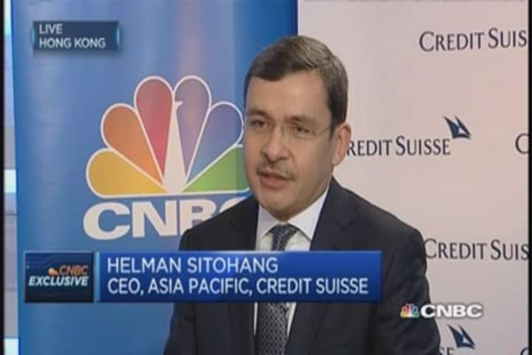 Credit Suisse: Why Singapore is important