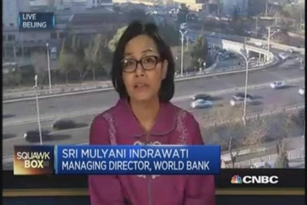 World Bank: We welcome China-led AIIB