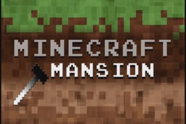 Tour Minecraft mansion
