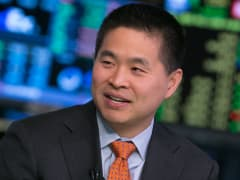 Brad Katsuyama, president and CEO of IEX Group Inc.