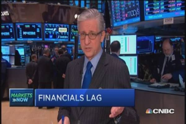 Pisani's market open: Dividend payers