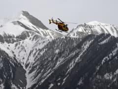 Germanwings crash French Alps