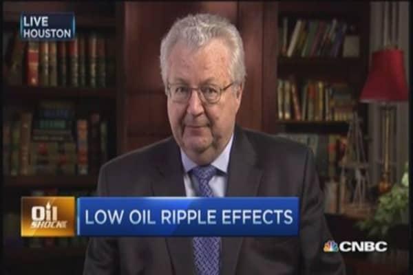 Fmr. Shell president bullish on oil prices