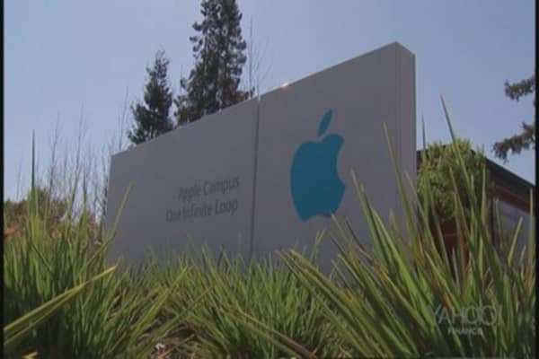 Taking Apple's financial pulse