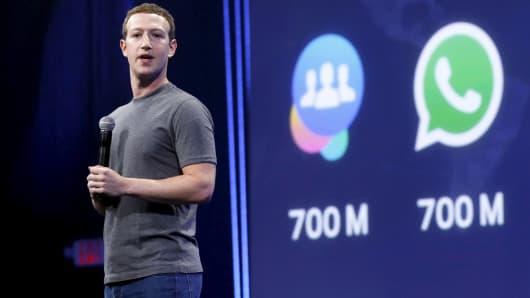 How Facebook's Mark Zuckerberg aims to make camera the first AR platform