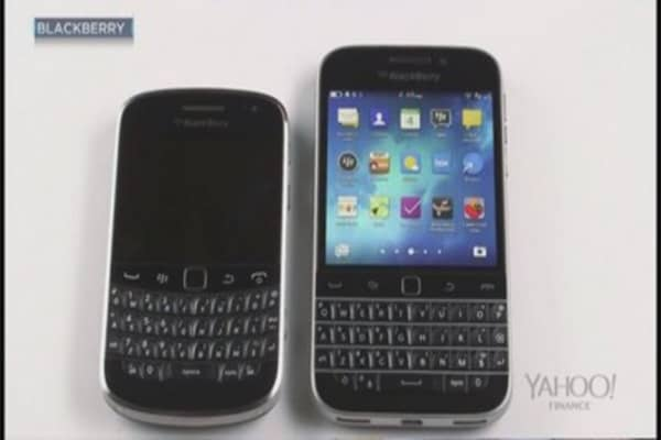 Meaningful stock price appreciation for BlackBerry: analyst