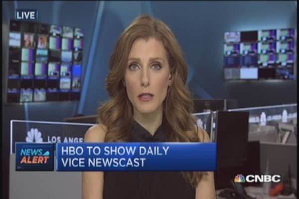 HBO moves into news