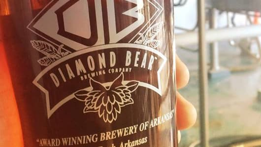 Diamond Bear Brewing Company