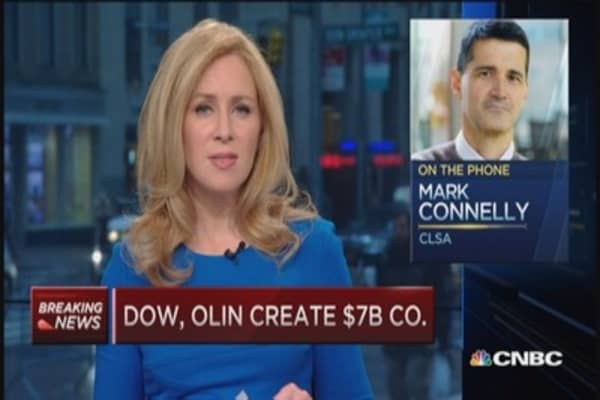 Need more details on Dow Chemical deal: Analyst