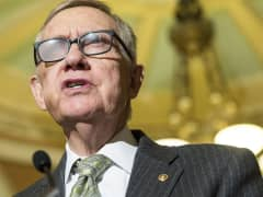 Harry Reid speaking