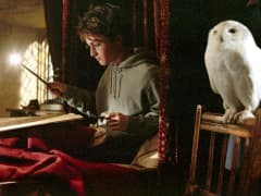 Daniel Radcliffe in the film 'Harry Potter and the Prisoner of Azkaban'