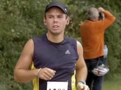 Andreas Lubitz running half marathon