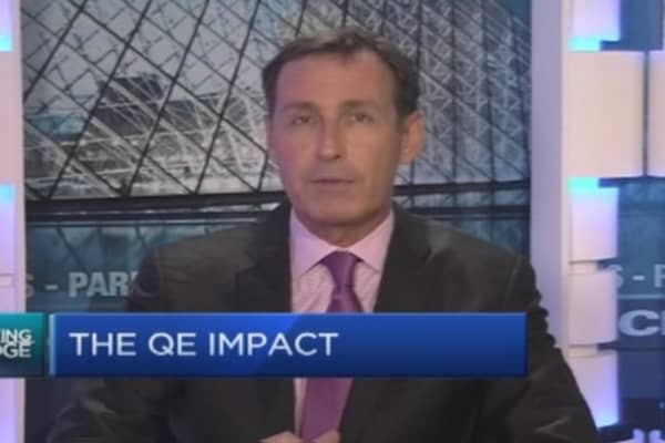 Is ECB's QE a success?