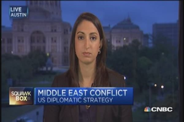 New realities for Middle East