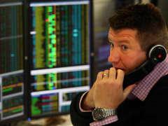 Euro markets trader