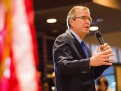 Former Florida Governor Jeb Bush.