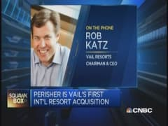 Vail Resorts set sights on Australia