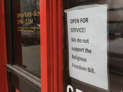 Indiana Religious Freedom Bill