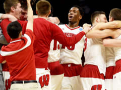 Wisconsin Badgers NCAA tournament