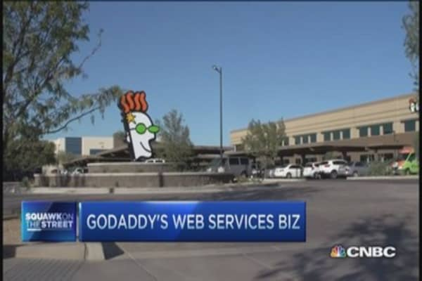 GoDaddy transforms, now has 13 million+ customers
