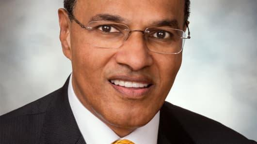 Freeman A. Hrabowski, III, president of the University of Maryland, Baltimore County