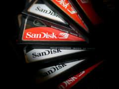 SanDisk cards