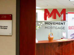 Movement Mortgage signage