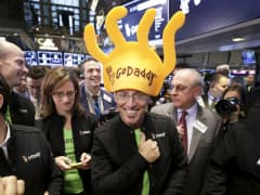 Blake Irving, CEO of GoDaddy