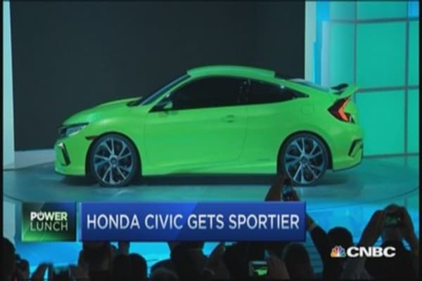Honda Civic has something for everybody