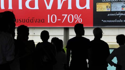 HOLD THAILAND CONSUMER CONFIDENCE