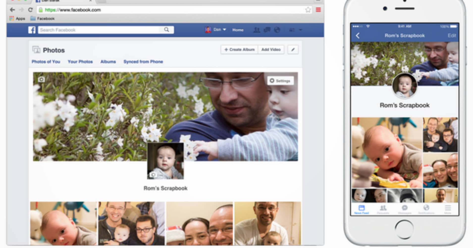 How to make scrapbook in facebook - How To Make Scrapbook In Facebook 5