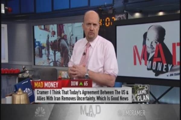 Cramer lays market's cards on the table