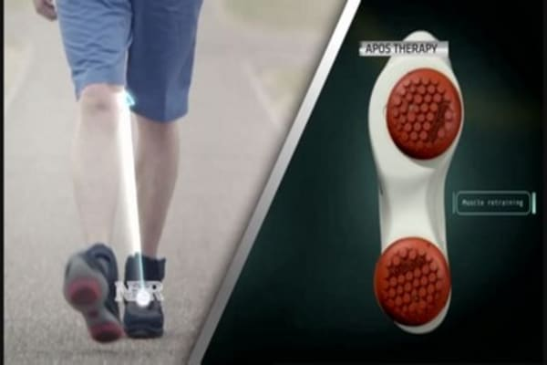 Got a bad knee? You'll want to see this