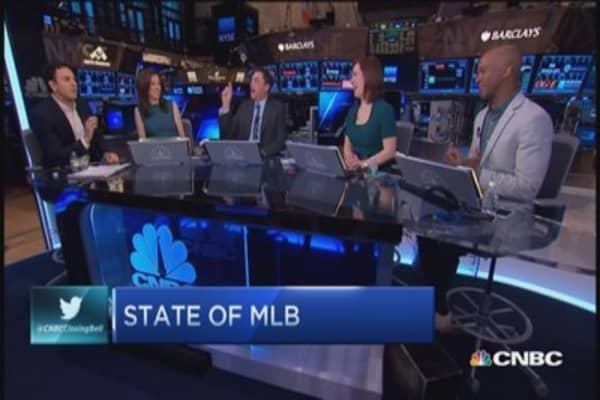 State of MLB: Baseball bubble?