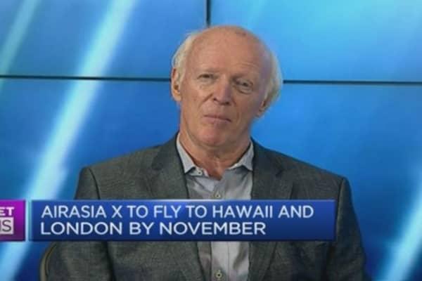 AirAsia X to start Malaysia-Hawaii flights