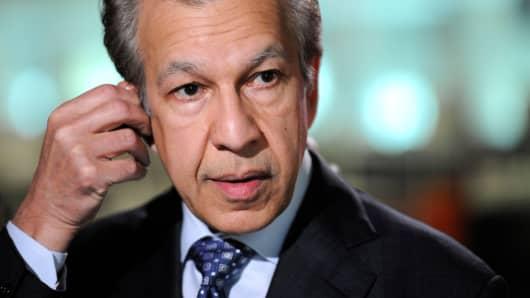 Sohaib Abbasi, CEO, Informatica