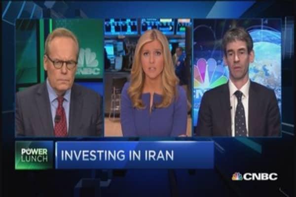Investing in Iran