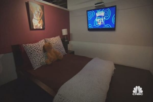 Sit! Stay! Dog hotel with rooms bigger than human rooms