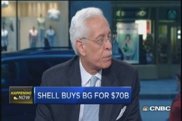 What Shell's big bid means for oil: Analyst