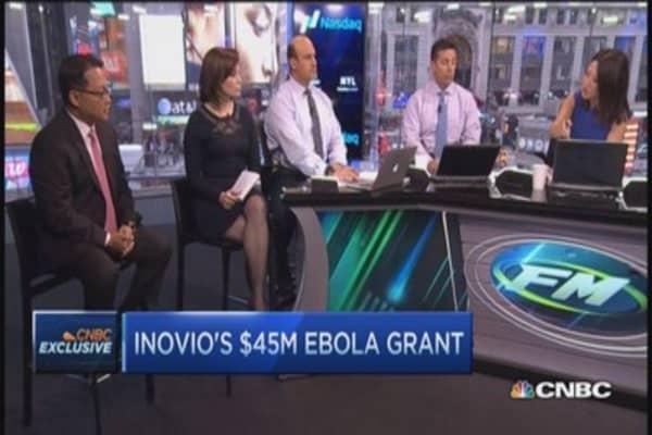 Ebola vaccine around the corner?