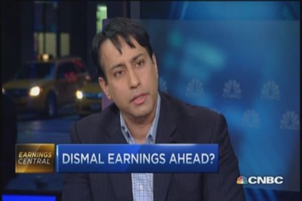 Earnings will outperform expectations: Pro