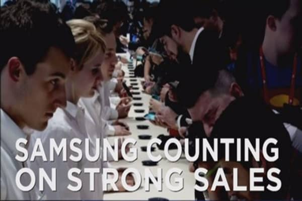 Samsung expecting high demand for Galaxy 6S