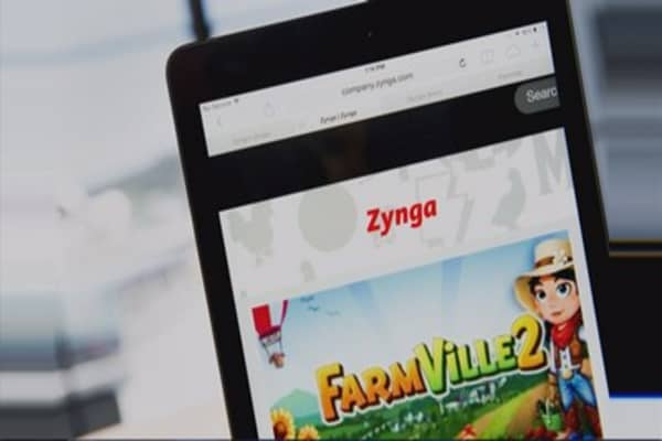 Zynga founder steps back in as CEO