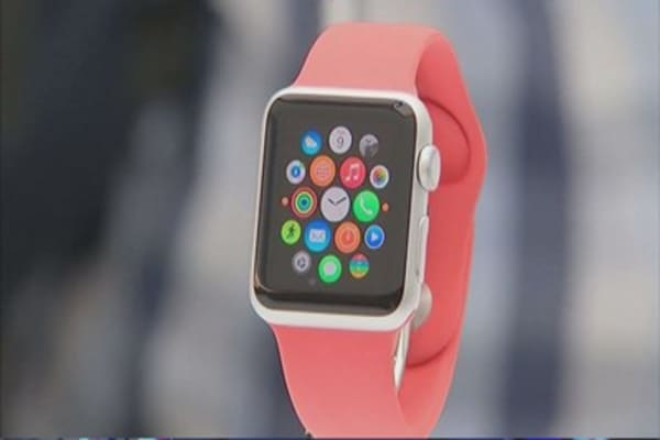 Apple Watch pre-orders begin Friday