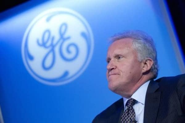 GE's Immelt on GE Capital sale