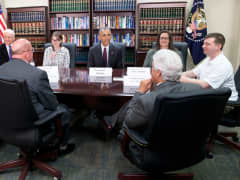 Obama Utah meeting