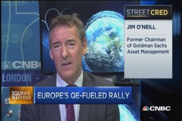 Europe's equities showing signs of reform: Jim O'Neill