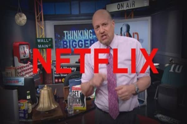 Cramer: This is what I think of Netflix