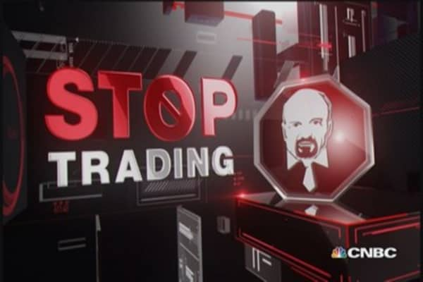 Cramer's Stop Trading: GWPH & Zillow